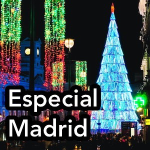 especial madrid navidad